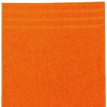 ... Orange Bathroom Rug : Luxurious Cotton Bath Towels And Coordinated Rugs  ...