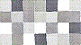 Checkered pattern includes 