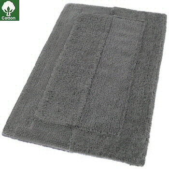 Thick Plush Reversible Cotton Bath Rugs In Extra Large Sizes