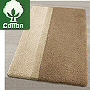 non slip luxury cotton bath rug available in an extra large size and in grey, beige and taupe colors