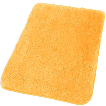peach bath mat on BedBathStore.com