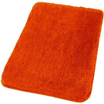 Tomato Red Orange Beautiful Thickbathroom Rugs