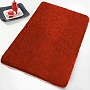 plush quick drying microfibe bath rug design